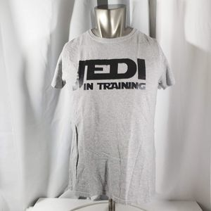 Jedi in Training T-Shirt  Size M